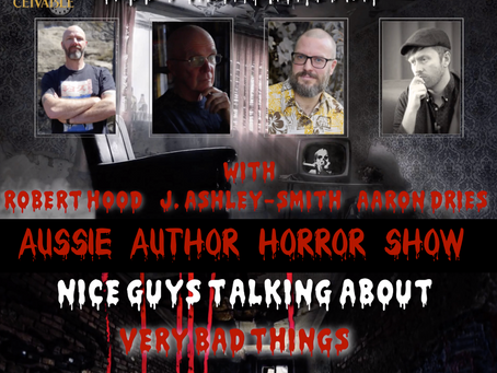PANEL ANNOUNCEMENT: The Aussie Author Horror Show
