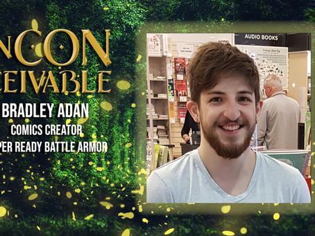 Guest Announcement - BRADLEY ADAN