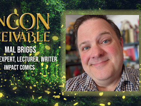 Guest Announcement - MAL BRIGGS