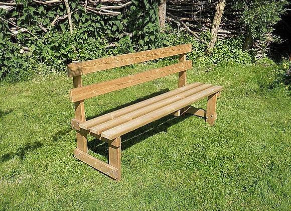 PAULA picknick bank 120 cm