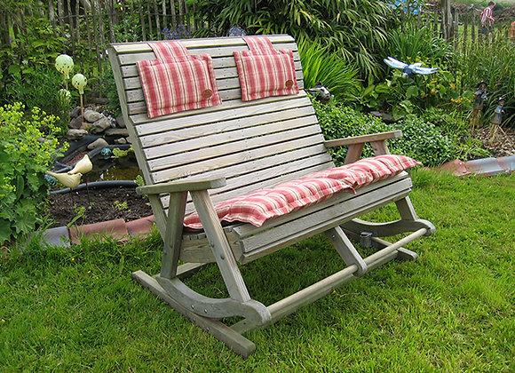 RIKU 2-zits schommelstoel