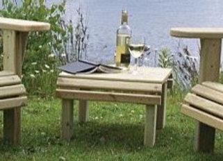 ADIRON tafeltje/voetenbankje
