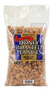 Trader Joe's Honey Roasted Peanuts with Jesus