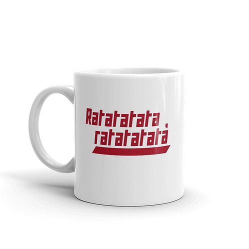 Taza 'Ratatatata ratatatata'