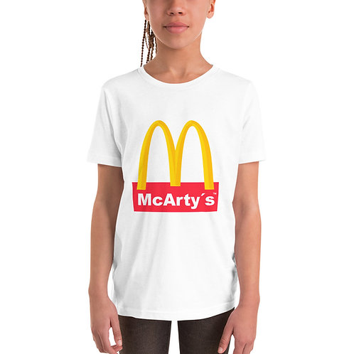 Camiseta de manga corta júnior