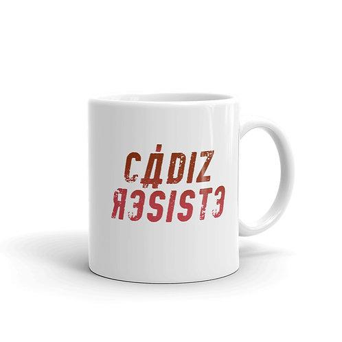 Taza 'Cadiz Resiste'