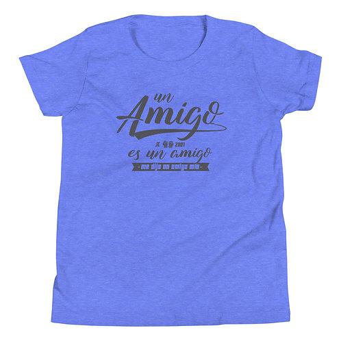 Camiseta Niñ@ 'Un amigo es un amigo'