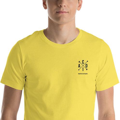 Camiseta Bordada Cádiz Tacita de Plata'