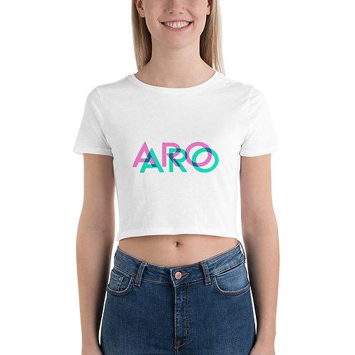 Camiseta corta 'Aro, aro'