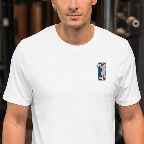 "Camiseta bordada ""COAC"""