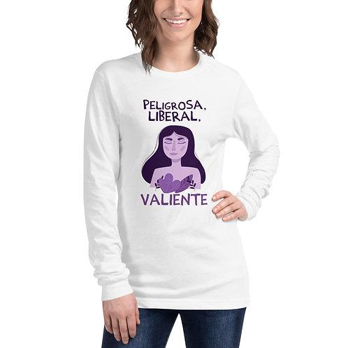 Camiseta manga larga unisex