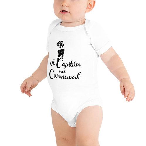 Body bebé 'Oh Capitán mi Capitán'