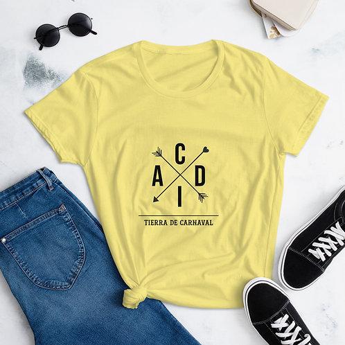 Camiseta 'Cádiz, tierra de carnaval'