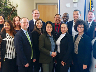 The Pace SBDC & the SBA's New York District office co-hosted a small business lending panel and networking session in January 2020 with 15 banks and community lenders