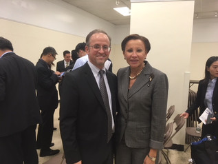 Pace SBDC Director Andrew Flamm served on a small business finance panel hosted by U.S. Congresswoman Nydia Velazquez, Chair of the House's Committee on Small Business