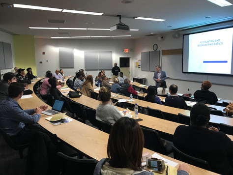 """Takeaways from the """"Small Business Accounting Basics"""" Workshop"""