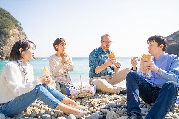 picnic on the beach.jpg