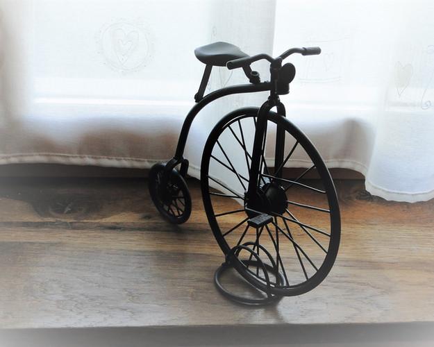 Un vélo rétro