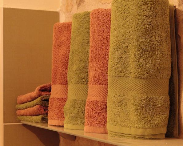 Les servivetts aux couleurs de sous bois