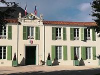 La belle mairie de Marans