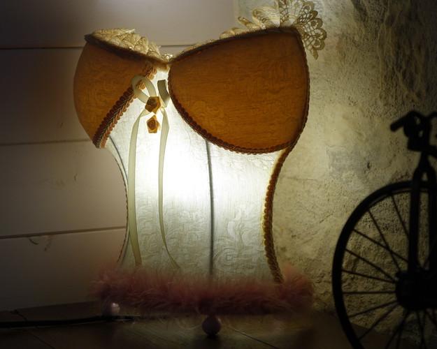 La lampe romantique