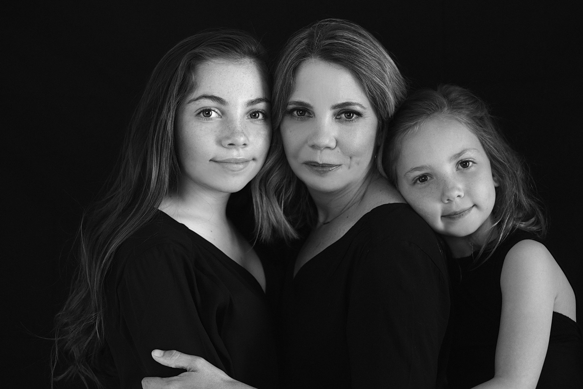 Los-Angeles-Mother-Daughter-Portrait-Session