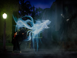 Getting Creative with Harry Potter