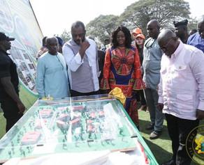 Ghana To Get Creative Arts SHS
