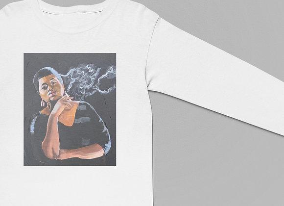 Unisex Odetta Long Sleeve Shirt