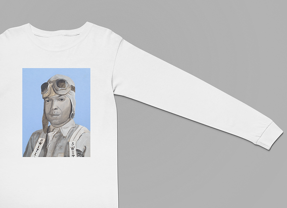 "Unisex C. Alfred ""Chief"" Anderson Long Sleeve Shirt"