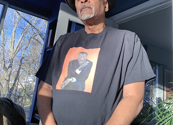 Unisex Dick Gregory T-shirt