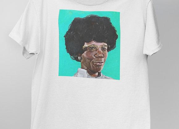 Unisex Shirley Chisholm T-Shirt
