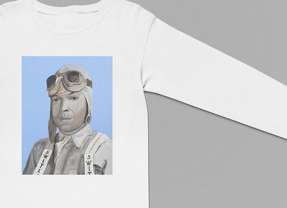"""Unisex C. Alfred """"Chief"""" Anderson Long Sleeve Shirt"""