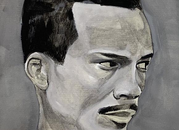 Quincy Jones Original Painting