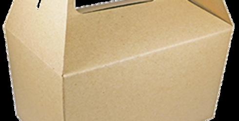 Cajas para domicilio