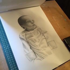 Pencil Sketch 3