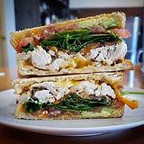 This sandwich has been growing in popula