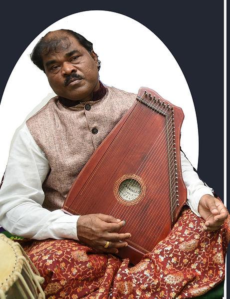 Pandit Dr. S. Ballesh performing in Chennai for Ras Barse Utsav