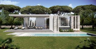 Villa à Cap d'Antibes