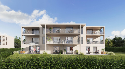 Logements collectifs à Amnéville