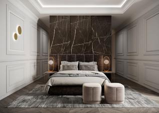 Chambre dans une villa privée