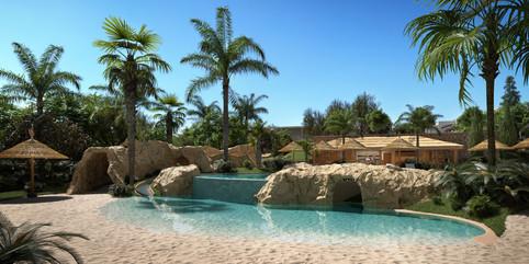 Spa de luxe sur la côte d'Azur