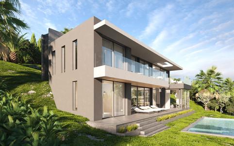Villa à Fréjus