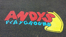 Andy's Playground logo in rubber.jpg