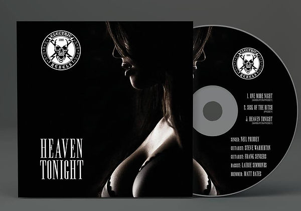 electric rebels - heaven tonight EP pic.