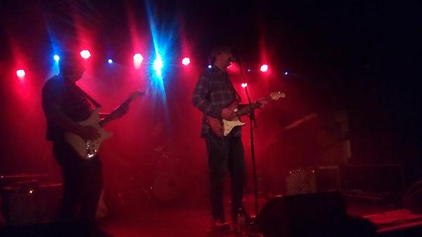 Glasgow bluesman, Andrew Robert Eustace
