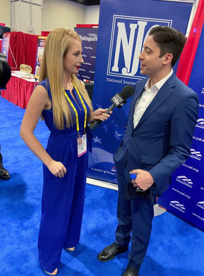 Michael Knowles Stops For An Interview