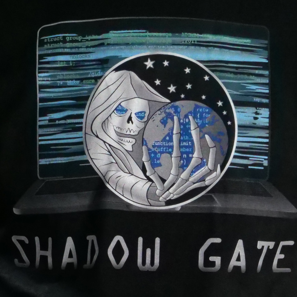 Shadow Gate Tee Graphic
