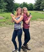 Shooting range w/ Kaitlin Bennett