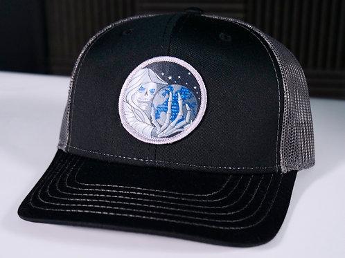 Black Shadow Gate Hat
